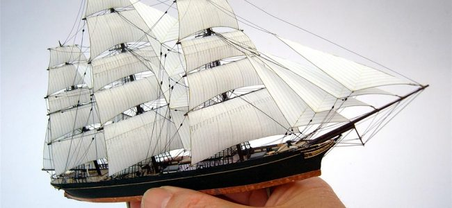 modellismo navale accessori