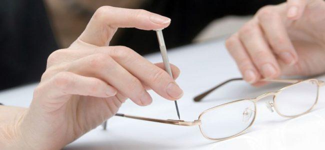 Riparazioni occhiali Roma