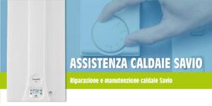 Assistenza Caldaie Savio Roma