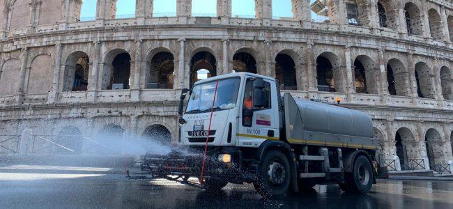 Sanificazione uffici Roma